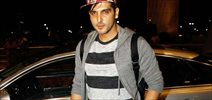 Zayed Khan depart for IIFA 2016