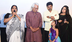 Adoor Gopalakrishnan completes 50 Years in Cinema - Pictures