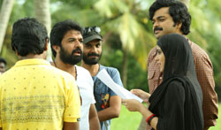 Basheerinte Premalekhanam movie Location Stills - Pictures