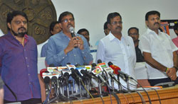 Director Union Press Meet - Pictures