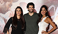Aditya, Katrina & Tabu at Fitoor Trailer Launch