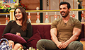 John, Sonakshi promote Force 2 on the Kapil Sharma show