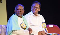 Ilayaraja Inagurates Function of Karthik Fine Arts - Pictures
