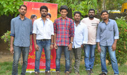 Kadhal Kan Kattudhe Movie Press Meet - Pictures