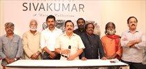 Actor Karthi Inaugurates Paintings of Siva Kumar