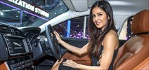 Katrina Kaif unveils the new Jaguar XE