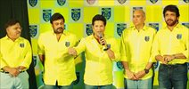 Chiranjeevi, Nagarjuna to Co-own Tendulkar's Kerala Blasters