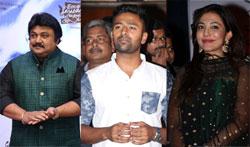 Koditta Idangalai Nirappuga Audio Launch & Sathanai Salute to K Bhakyaraj - Pictures