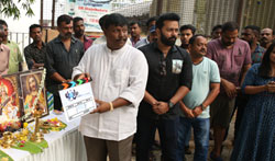 Lakshyam Movie Pooja - Pictures