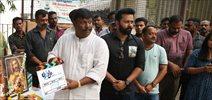 Lakshyam Movie Pooja