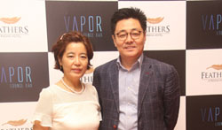 Launch of Vapor - Lounge Bar at Feathers Hotel - Pictures