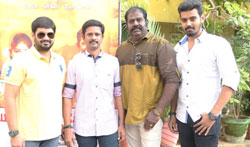Madurai To Theni Vazhi Andipatti Part 2 Movie Press Meet - Pictures