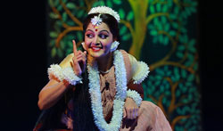 Manju Warrier as Kavalam's Shakuntala - Pictures