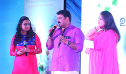 Munthirivallikal Thalirkumbol Audio Launch - Pictures