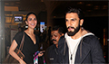 Ranveer and Vaani depart for trailer launch of Befikre in Paris