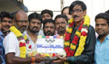 Sathuranga Vettai 2 Movie Pooja