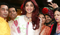 Shilpa Shetty inaugurates Varti Jewels in Juhu