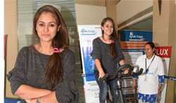 Simran inaugurates Apollo Sugar's special awareness campaign on World Obesity Day - Pictures