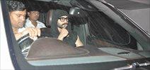 Shahid Kapoor snapped post meeting with Sanjay Leela Bhansali