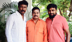 Thondan Movie Pooja - Pictures