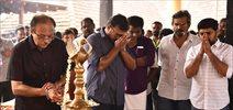 Thondi Muthalum Driksakshiyum Movie Pooja