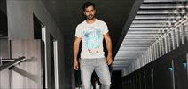 Varun Dhawan and girlfriend Natasha snapped post dinner at Hakassan