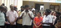 Actor Vasudevan talking about vishal in kathi sandai