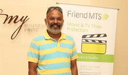 Venkat Prabhu for antipiracy - Pictures