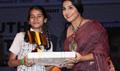 Vidya Balan At Youth For Unity Interactive Session