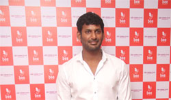 Actor Vishal launches Bee Home Care Healthcare - Pictures