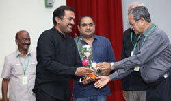 24 Movie Team at 14th Chennai International Film Festival - Pictures