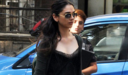 Aditi Rao Hydari snapped in Bandra - Pictures