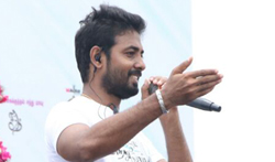 Actor Aari at Naanum Oru Vivasaiee Event - Pictures