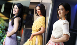 Actress Catherine Tresa Latest Photoshoot - Pictures