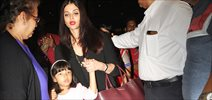 Aishwarya Rai Bachchan and many more snapped at airport