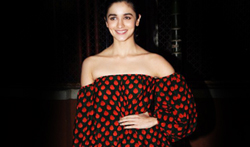 Alia Bhatt graces 'Strut The Dancemakers' masterclass - Pictures