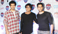 Ranbir Kapoor, Aditya Roy Kapur, Arjun Kapoor, Abhishek Bachchan and Sidharth Malhotra party at the All Stars FC bash at Playboy