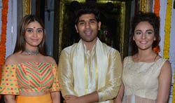 Allu Sirish New Film Launch Pics - Pictures