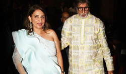 Amitabh Bachchan at Hello! Hall of Fame Awards 2 - Pictures