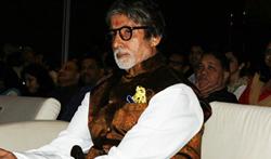 Amitabh Bachchan honoured at 17th Vasantotsav event in Mumbai by Ajivasan foundation - Pictures