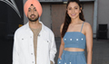 Anushka Sharma and Diljit Dosanjh snapped at Phillauri's promotions