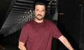Anil Kapoor snapped post dinner at Hakassan