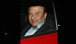 Anu Malik snaped at the Filmfare Awards Pre-awards party - Pictures
