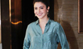 Anushka Sharma snapped at 'Phillauri' promotions