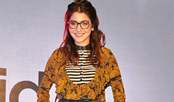 Anushka Sharma at the launch of Poloroid eye wear - Pictures