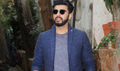Arjun Kapoor snapped at Half Girlfriend promotions