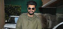 Arjun Kapoor snapped at Half Girlfriend promotions