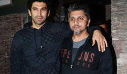 Aditya Roy Kapoor and Mohit Suri snapped in Bandra - Pictures