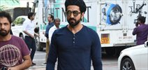 Ayushmann Khurana snapped at Yashraj Studio