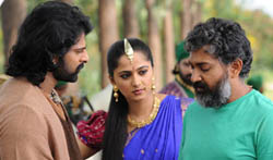Baahubali-2 Working Stills - Pictures